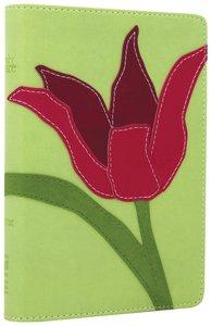 NIV Compact Thinline Bloom Collection Tulip Italian Duo-Tone (1984)