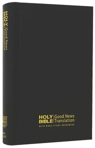 GNB Compact Bible Black