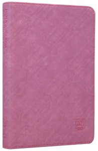 GNB Compact Bible Shimmer Pink Flexitone Thumb-Indexed