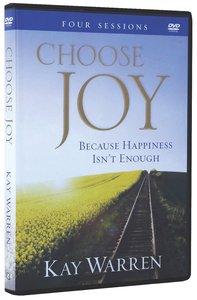 Choose Joy (Dvd)
