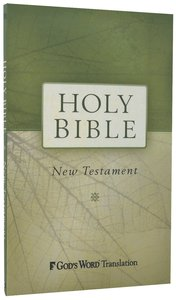 Gods Word Outreach New Testament