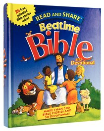 Read and Share Bedtime Bible and Devotional (Read And Share Dvd Series)