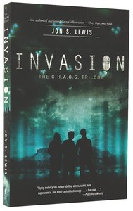 C.H.A.O.S #01: Invasion (#01 in A Chaos Novel Series)