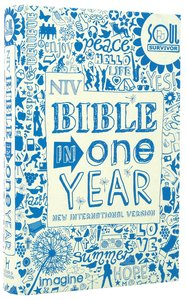 NIV Soul Survivor Bible in One Year (Anglicised Text)