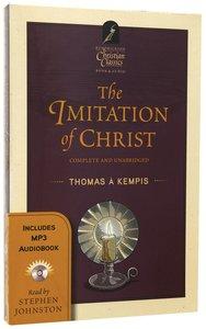 The Imitation of Christ (With MP3 Audiobook) (Hendrickson Christian Classics Series)