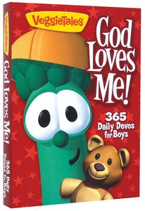 Veggie Tales: God Loves Me! (Boys)
