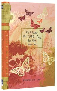 For I Know the Plans I Have For You, Butterfly (Pocket Inspirations Series)