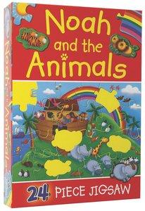 Noah and the Animals Jigsaw