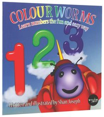 Colour Worms 123 (Colour Worms Series)