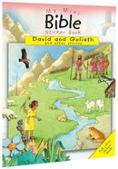My Mini Bible Sticker Book: David & Goliath & Other Stories