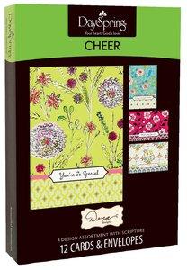 Boxed Cards Cheer: Dena Designs