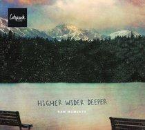 2012 Higher Wider Deeper