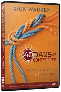 40 Days of Community (Dvd)