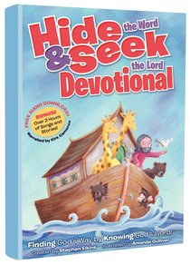 Hide the Word & Seek the Lord Devotional