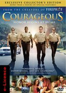 Scr DVD Courageous: Screening Licence (0-100 Congregation Size)