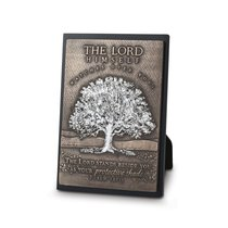 Small Moments of Faith Plaque: Tree, the Lord Himself, Psalm 121:5