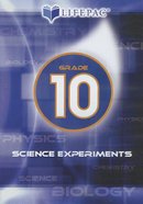 Grade 10 (Lifepac Science Experiments Dvd Series)