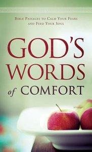 Gods Words of Comfort