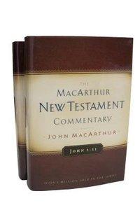 Gospel of John (Macarthur New Testament Commentary Series)
