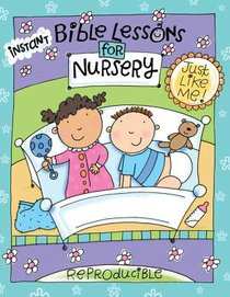 Just Like Me (Instant Bible Lessons Series)