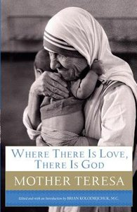 Where There is Love, There is God (Large Print)