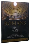 Pauls Epistle to the Romans Volume 14 (MP3) (Martyn Lloyd-jones Sermons On Cd Series)