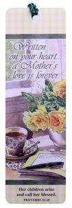 Tassel Bookmark: Written on Your Heart