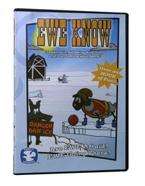Are Ewe Afraid?/Ewe Going There? (Ewe Know Series)