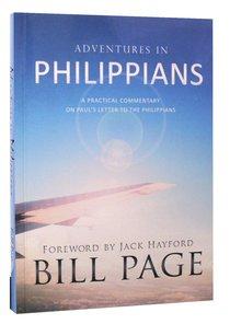 Adventures in Philippians