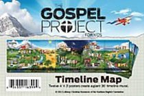 The Gospel Project For Kids Timeline Map Series