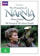 Narnia: Prince Caspian/Voyage of the Dawn Treader (Chronicles Of Narnia Video/dvd Series)