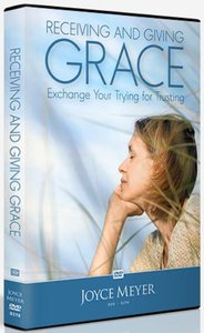 Receiving and Giving Grace (1 Disc)