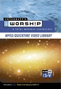 Iworship Mpeg Video Library Volume S-V