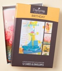 Boxed Cards Birthday: Sweet