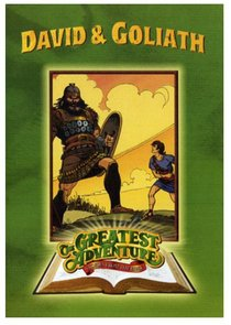 David and Goliath (The Greatest Adventure Bible Stories Series)