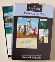 Boxed Cards Praying For You: Christ Our Lord