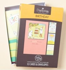 Boxed Cards Birthday: Really Woolly