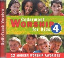 Cedarmont Worship For Kids Split Track 4
