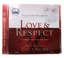 Love & Respect (Unabridged- Over 5 Hours) (Mp3)