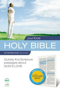 NIV Find Love Verselight Bible