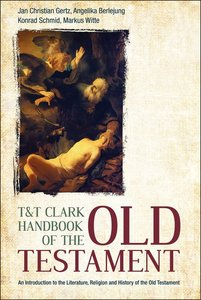 & T Clark Handbook of the Old Testament