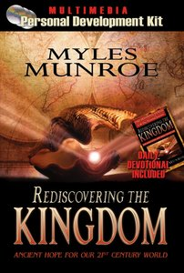 Rediscovering the Kingdom Personal Development (2 Books, 3 Cds, 4 DVDS) (#01 in Understanding The Kingdom Series)