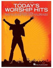 Todays Worship Hits (Music Book)