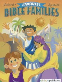 Favorite Bible Families Grades 3 & 4