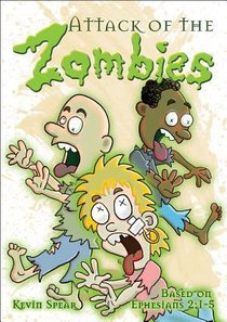 Booklet Attack of the Zombies
