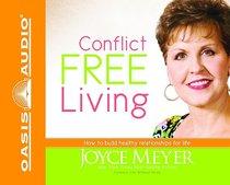 Conflict Free Living (Unabridged 5 Cds)