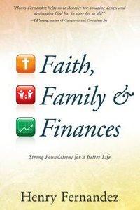 Faith, Family and Finances
