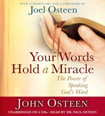 Your Words Hold a Miracle (Unabridged)