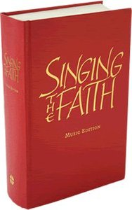 Singing the Faith (Large Print Words Edition)