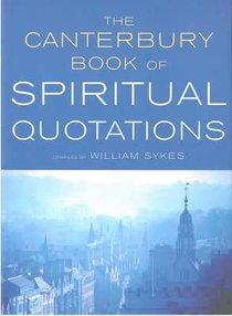 The Canterbury Book of Spiritual Quotations
